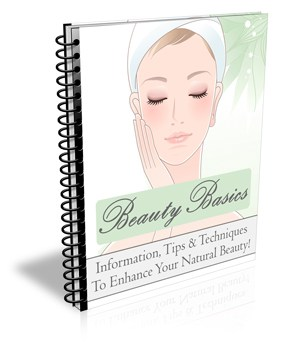Beauty Basics PLR Newsletter eCourse