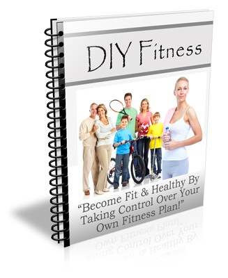DIY Fitness PLR Newsletter eCourse