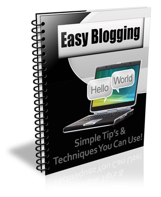 Easy Blogging PLR Newsletter eCourse