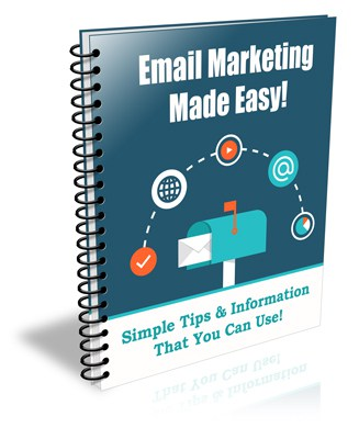 Email Marketing Made Easy PLR Newsletter eCourse