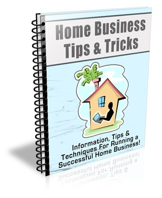 Home Business PLR Newsletter eCourse