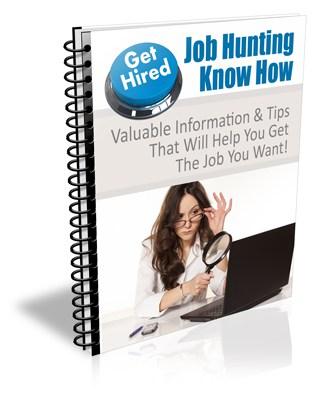 Job Hunting PLR Newsletter eCourse