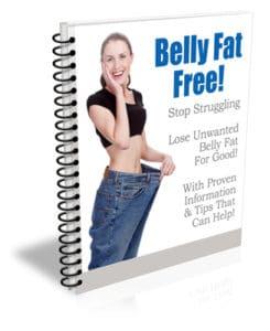 Belly Fat Free PLR Newsletter eCourse
