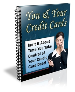 Credit Cards PLR Newsletter eCourse