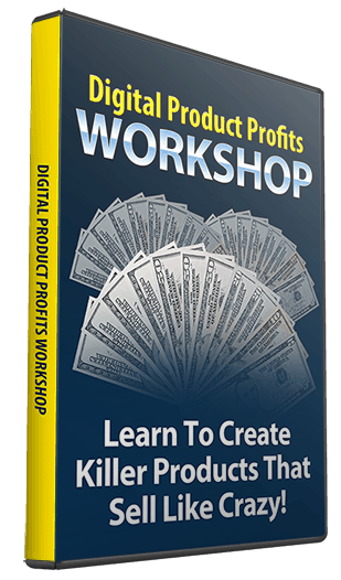 Digital Product Profits Coaching Workshop Resell Rights Videos