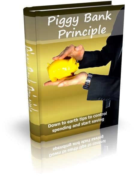 Piggy Bank Principle Master Resell Rights Ebook