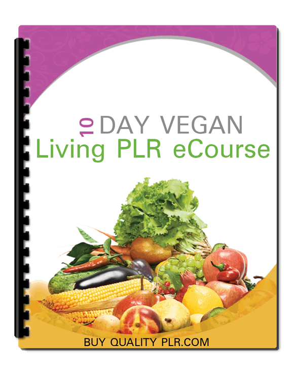 10-Day Ecourse Vegan