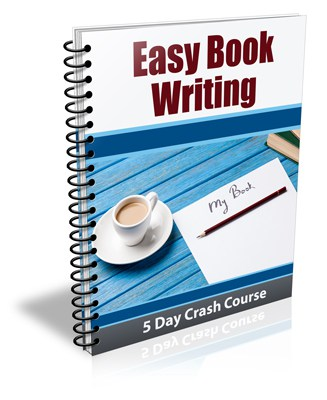 Easy Book Writing PLR Newsletter eCourse
