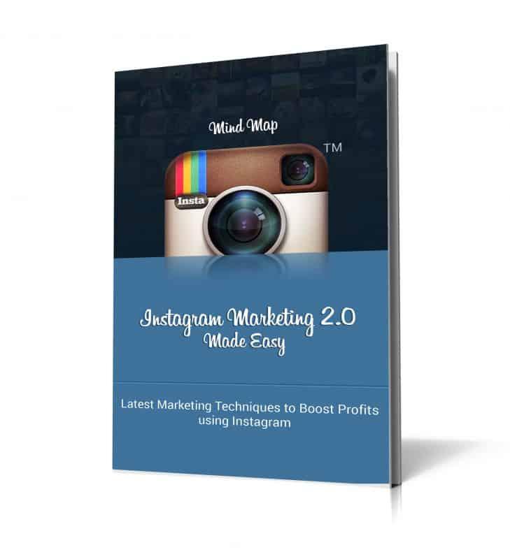 Instagram Marketing 2.0 MindMap