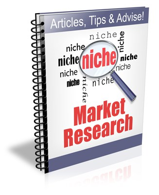 Niche Market Research PLR Newsletter Email Course