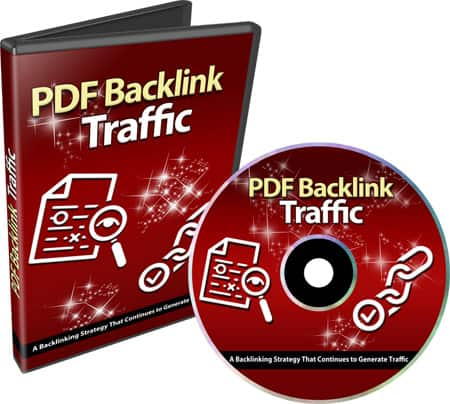 PDF Backlinks TrafficT