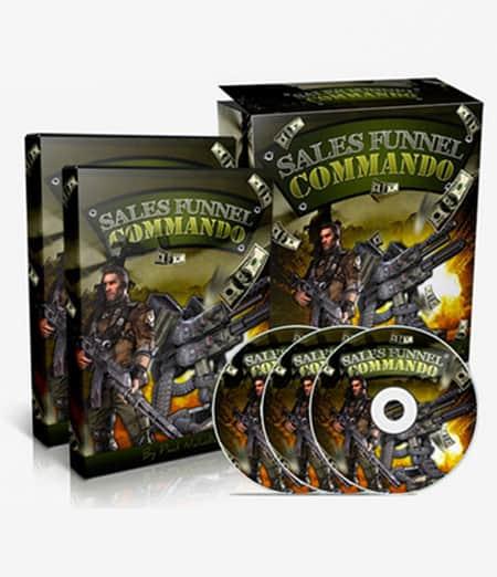 Sales Funnel Commando