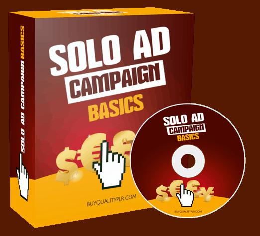 Solo Ad Campaign Basics