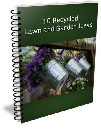 Top Quality Recycled Lawn and Garden Ideas PLR Report