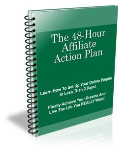 The 48 Hour Affiliate Action Plan PLR eBook