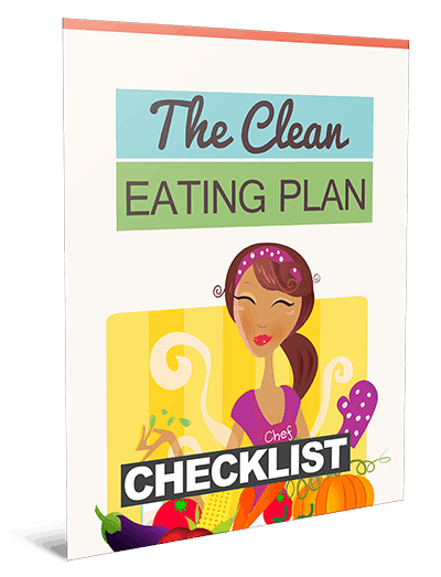 The Clean Eating Plan Ebook Package Master Resell Rights Checklist