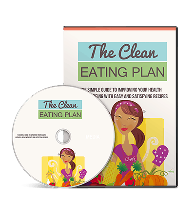 The Clean Eating Plan Videos Package Master Resell Rights Pack