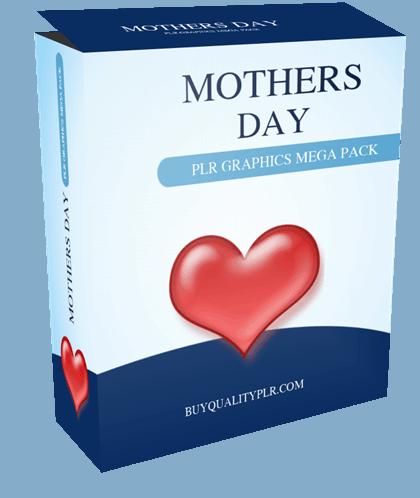 Mothersday PLR Graphics Mega Pack