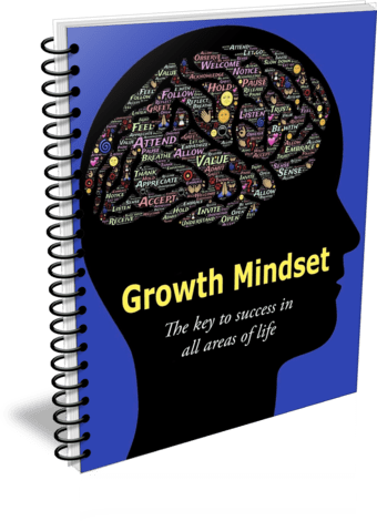 Top Quality Growth Mindset PLR Report and PLR Articles Ringbinder