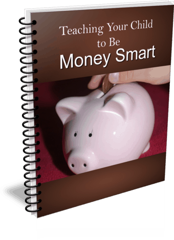 Top Quality Teaching Children To Be Money Smart PLR Report Ringbinder
