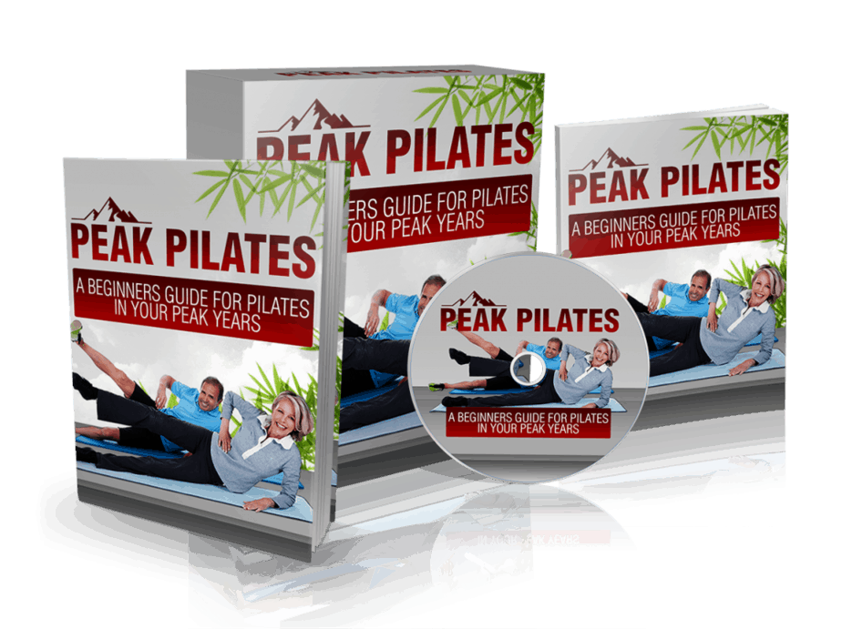 Peak Pilates Gold Ebook and Videos Master Resell Rights