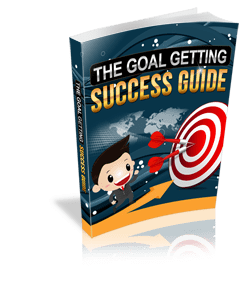 Goal Getting Success Guide with Resell Rights