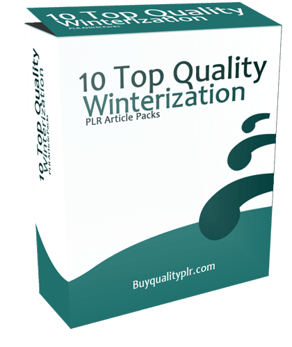 10 Top Quality Patio PLR Articles