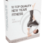 10 TOP QUALITY NEW YEAR FITNESS PLR ARTICLES