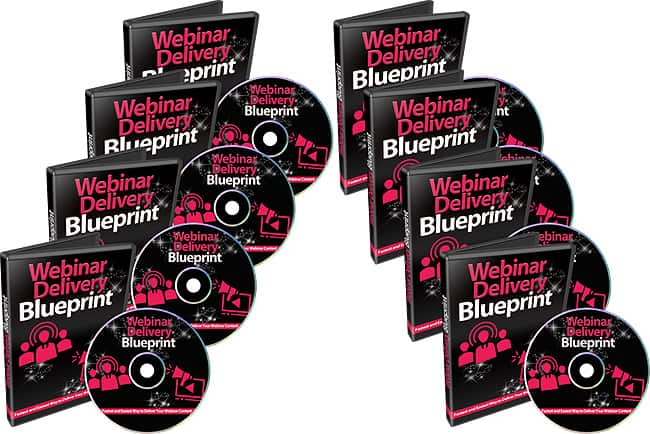 Webinar Delivery Blueprint PLR Videos