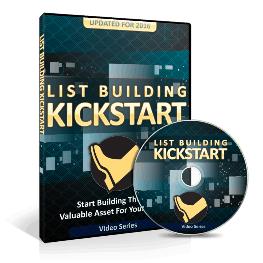 List Building Kickstart MRR Lead Magnet and Videos Package