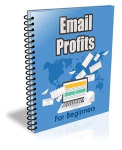 Email Profits for Beginners PLR Newsletter eCourse