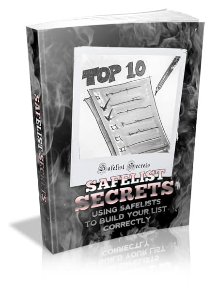 Safelist Secrets Master Resell Rights Ebook