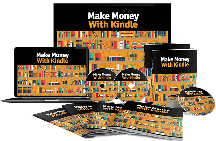 Make Money With Kindle Ebook Package and Upsell Videos Upgrade