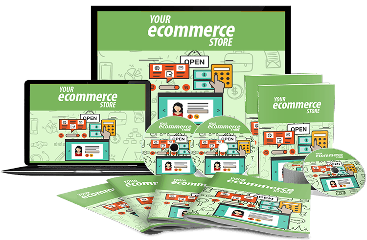 Your eCommerce Store Sales Funnel with Master Resale Rights