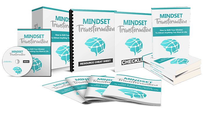 Mindset Transformation Sales Funnel with Master Resell Rights