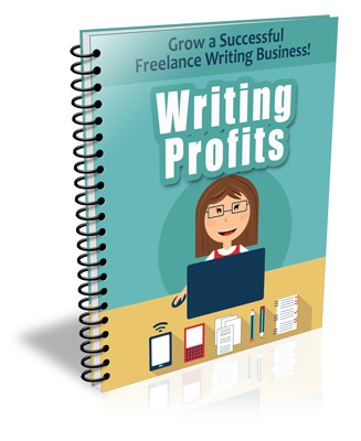 Writing Profits PLR Newsletter