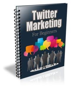 5-Day Twitter Marketing For Beginners PLR Newsletter eCourse