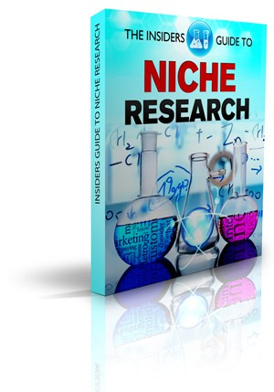 The Insiders Guide To Niche Research Resell Rights Ebook Package