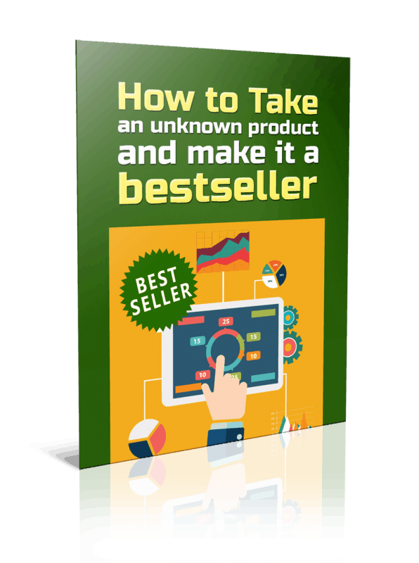 How To Make Your Product A Best Seller PLR Report