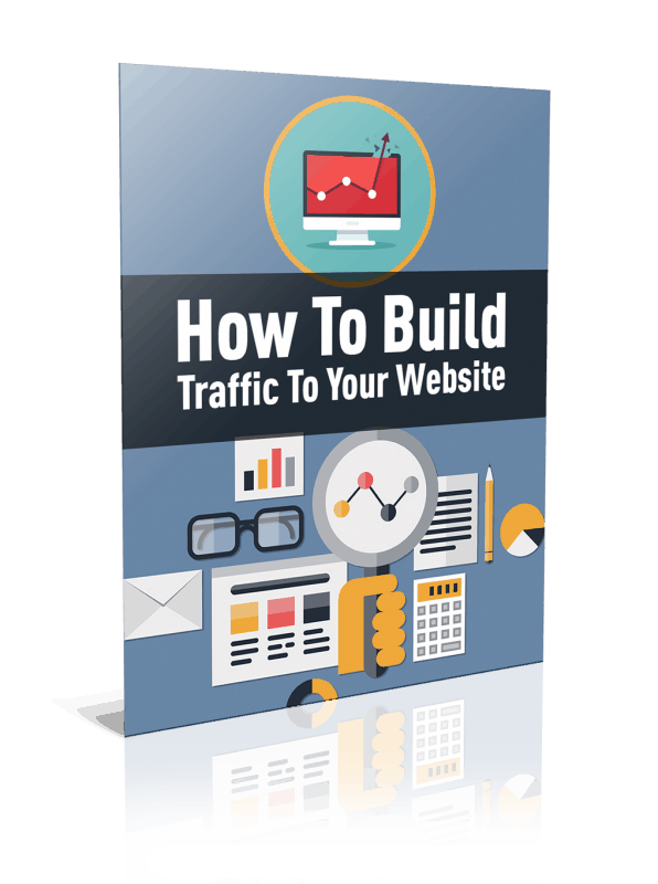How To Build Traffic To Your Website PLR Report