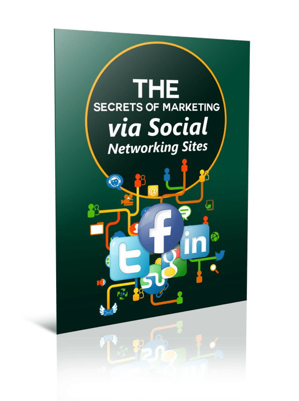 The Secrets of Marketing via Social Networking Sites PLR Report