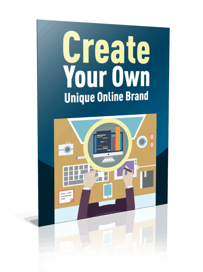 Create Your Own Unique Online Brand PLR Report