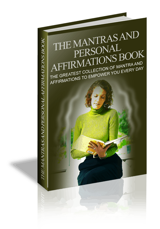 The Mantras and Personal Affirmations Master Resell Rights Ebook