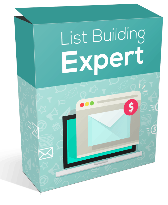 List Building Expert Sales Funnel With Master Resell Rights