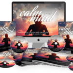 Calm Mind Healthy Body Sales Funnel with Master Resell Rights Bundle