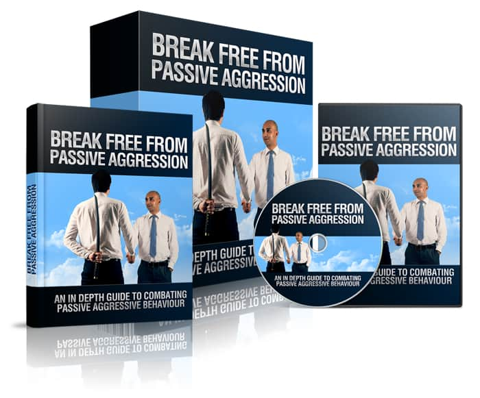 Break Free From Passive Aggression Sales Funnel Mega Pack with Master Resell Rights