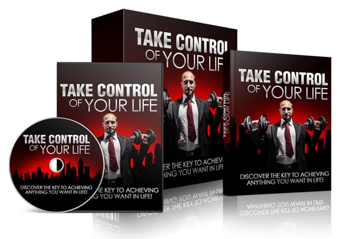 Take Control Of Your Life Sales Funnel Mega Pack with Master Resell Rights