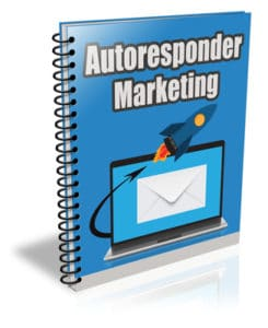 Top Quality Autoresponder Marketing PLR Newsletter eCourse