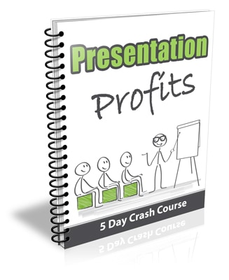 Top Quality Presentation Profits PLR Newsletter eCourse
