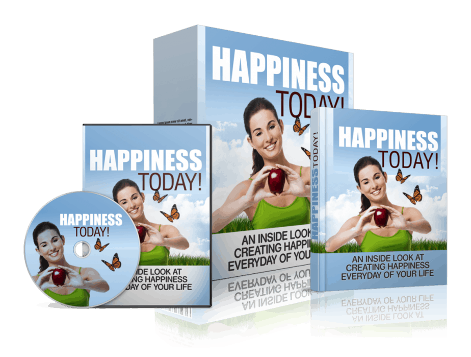 Happiness Today Sales Funnel Mega Pack with Master Resell Rights